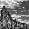 The Garden of the Gods | Fountain formations | Colorado Springs, Colorado
