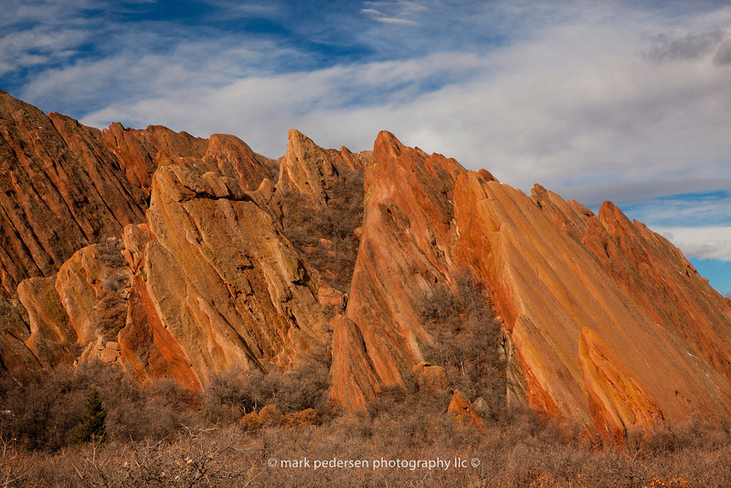Classic Fountain Formations | Roxborough State Park | Late Fall 2012