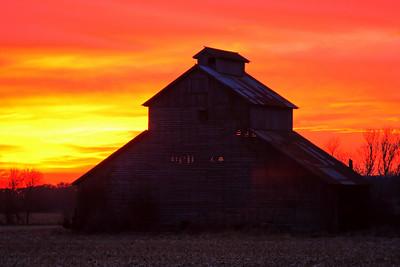 Sunset Barn 03