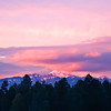 Pagosa Peak Sunset