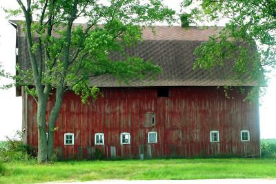 Wisconsin Barn Color