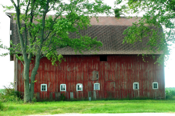 Wisconsin Barn Color