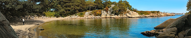 Crescent Cove - Stage Fort Park - Gloucester MA - 2013