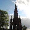 Scott Monument (Princess street 18SW)