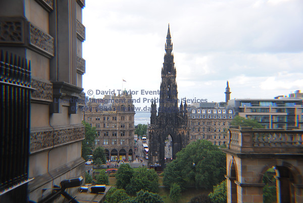 Scott Monument (Bank Of Scotland Building 18N) - 5