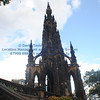 Scott Monument (Princess street gardens 18NE)