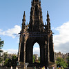 Scott Monument (St David St. 17S) - 2