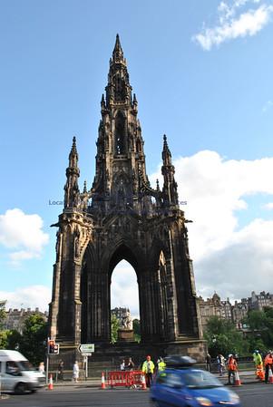 Scott Monument (St David St. 17S) - 3