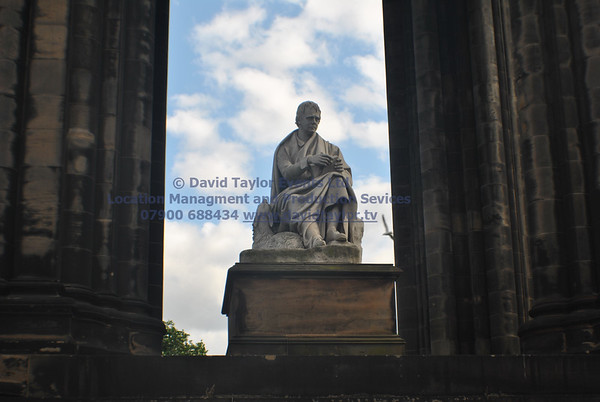Scott Monument (Princess street 18S) - 1