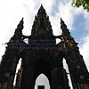 Scott Monument (Princess street gardens 18N) - 1