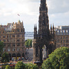 Scott Monument (Bank Of Scotland Building 18N) - 1