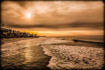 San Clemente Sunset 1
