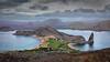 Bartolomes Volcanic Cone Galapagos