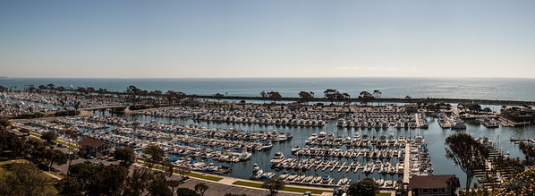 Dana Point Harbor Pano