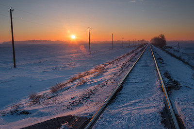 Snow_Sunrise