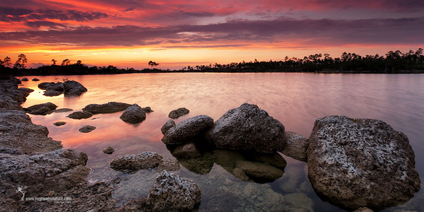 Sunset at Everglades National ParkCollier County, Florida
