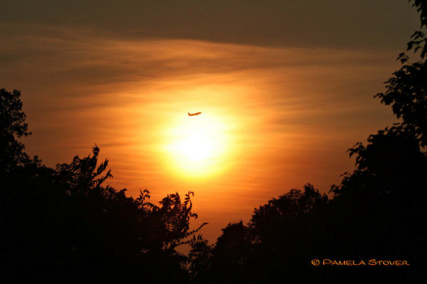 Sunset<br /> © Pamela Stover<br /> Exposed Images Photography
