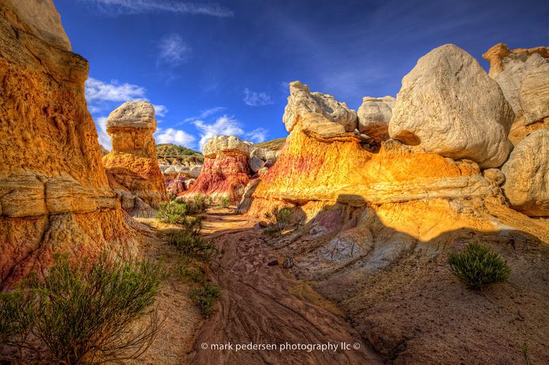 Paint Mines Interpretive Park | Calhan Colorado | 008