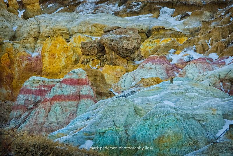 Paint Mines Interpretive Park | Calhan Colorado | 024