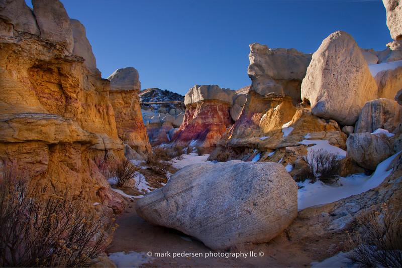 Paint Mines Interpretive Park   Calhan Colorado   020