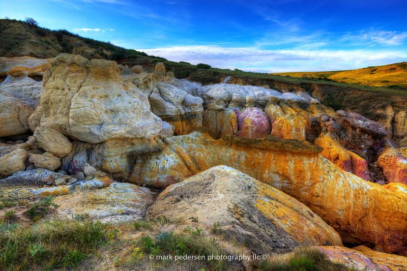 Paint Mines Interpretive Park | Calhan Colorado | 019