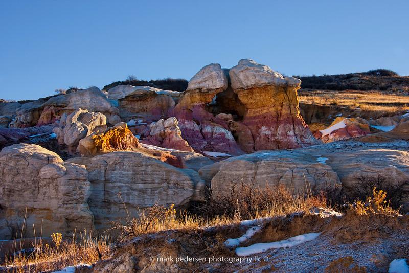 Paint Mines Interpretive Park | Calhan Colorado | 028