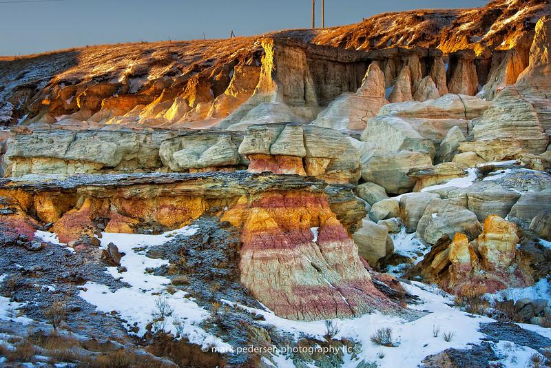 Paint Mines Interpretive Park | Calhan Colorado | 029