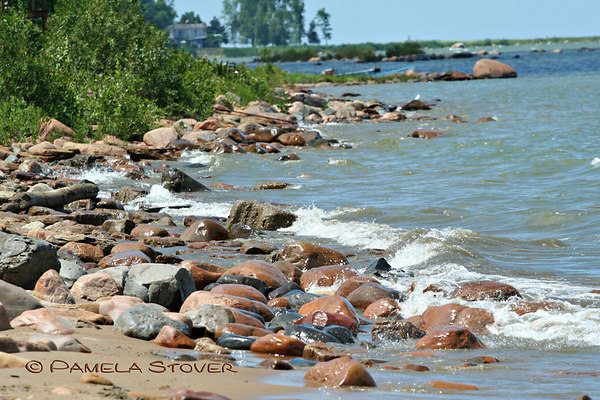 Lake Huron Beach<br /> © Pamela Stover<br /> Exposed Images Photography
