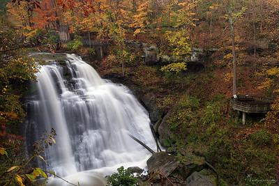 Brandywine Falls Cuyahoga Valley National Park, Ohio