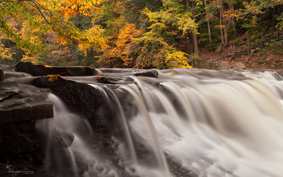Chagrin River Falls South Chagrin Reservation, Ohio