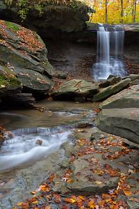 Blue Hen FallsCuyahoga Valley National Park, Ohio