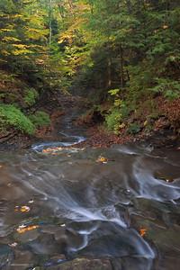 Bridal Veil Falls Bedford Reservation, Ohio
