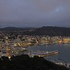 Wellington at dawn - from Mount Victoria (2)