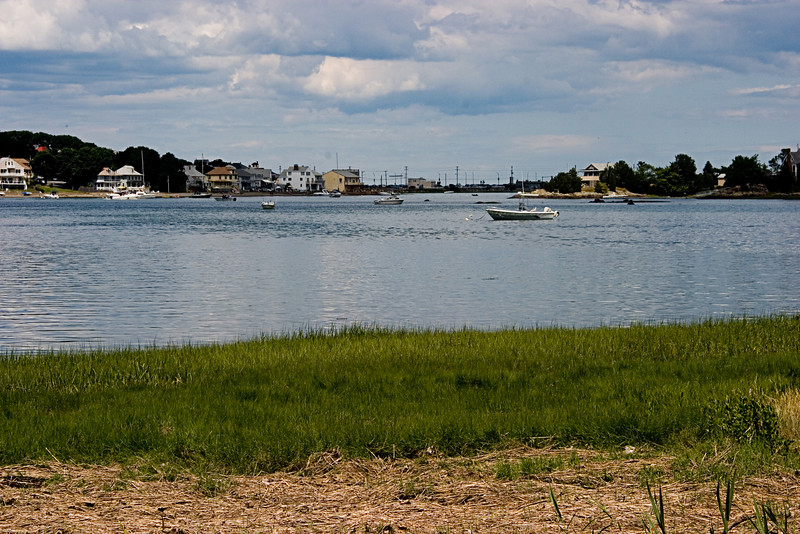 <center>Porter's Cove    <br><br>World's End - Hingham, MA</center>