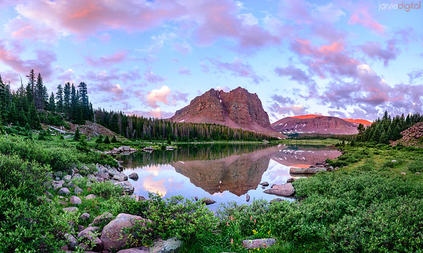 Red Castle - Uintas