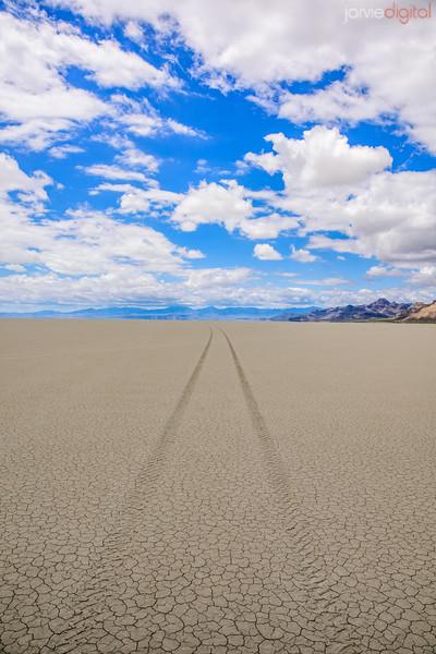 Bonnevile Salt Flats