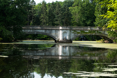 Duke Farms Bridge
