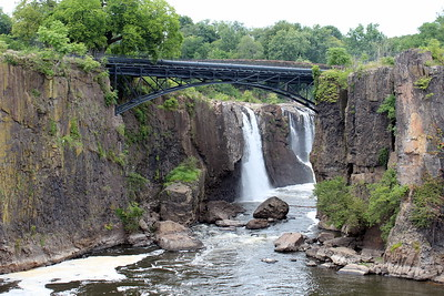 Great Falls of the Passaic River; Paterson, NJ