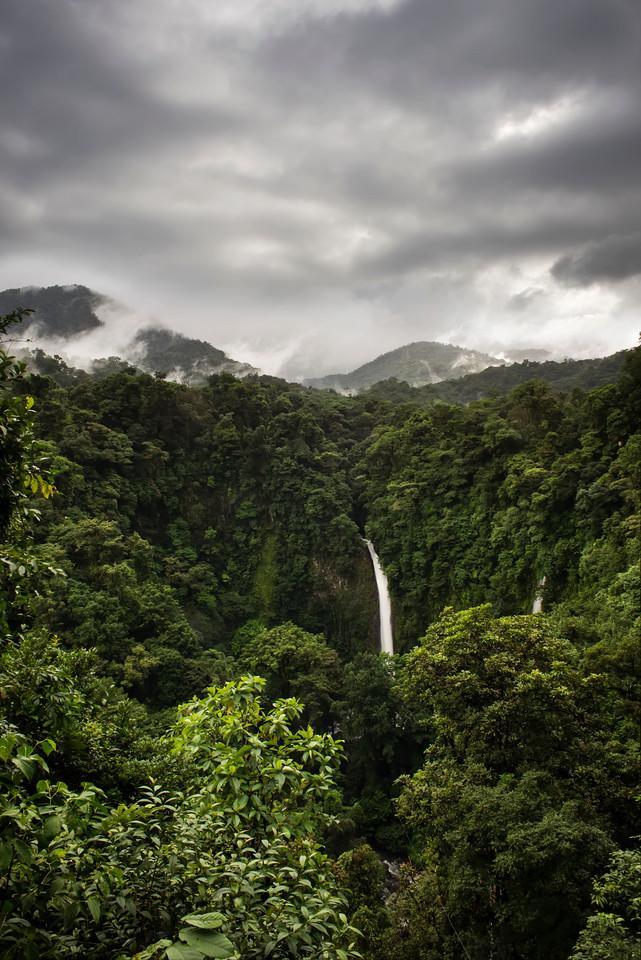 Catarata Fortuna Waterfall, Costa Rica