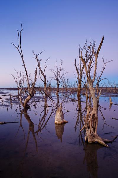 Lake Ray Hubbard, Texas