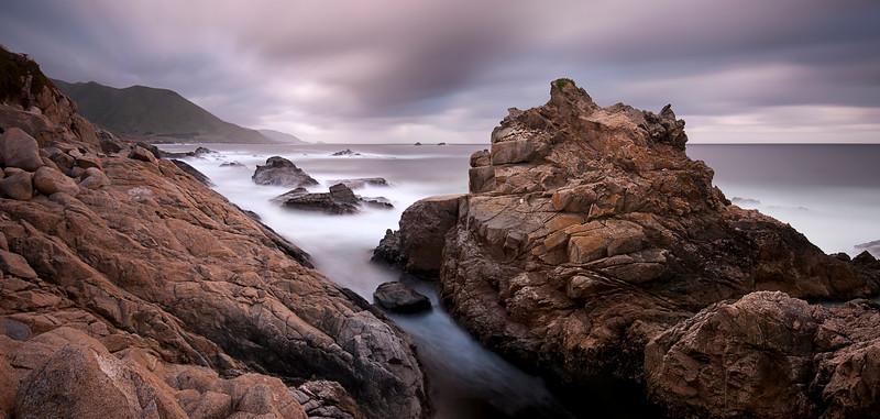 Garrapata Rocks