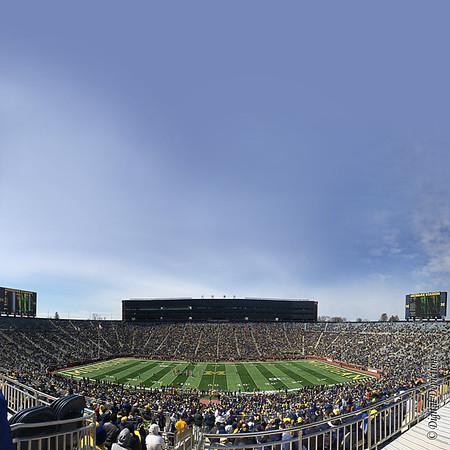 Michigan Stadium, Ann Arbor, MI