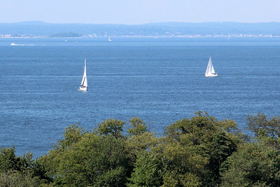 Long Island Sound from Caumsett State Park, Lloyd Harbor, NY