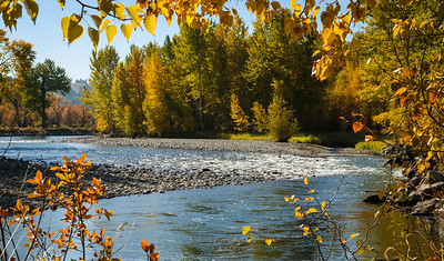 Autumn on the Stillwater River
