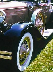 Antique auto. 2012.