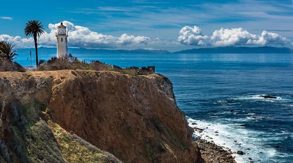 Point Vincente Lighthouse California