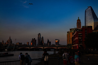 South Bank, London, UK. July 16, 2019. Photo: Edmond Terakopian