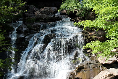 Bastion Falls, Catskill Mountains