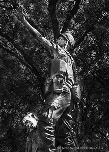 Prescott Vietnam statue (2)