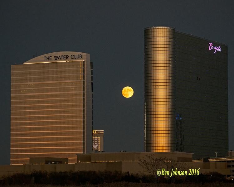 Super Moon November 13, 2016
